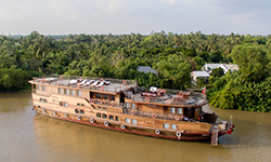 The Mekong Eyes River Cruiser