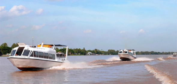 Speedboat Service between Vietnam and Cambodia