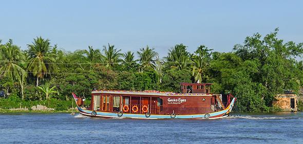 Mekong-Delta Rundtouren von Saigon