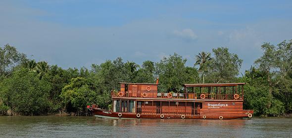 Touren von Saigon nach Phnom Penh oder Angkor Wat
