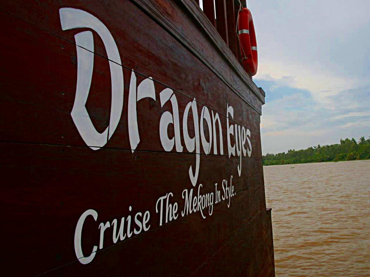 Mekong Eyes Cruises at ITB