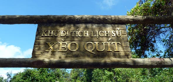 New Tours to Xeo Quyt
