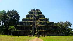 6-day tour from Saigon to Angkor Wat incl. Mekong Delta Cruise