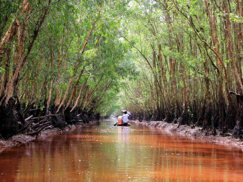 4-day Tour from Phu Quoc to Saigon via Ha Tien and Can Tho